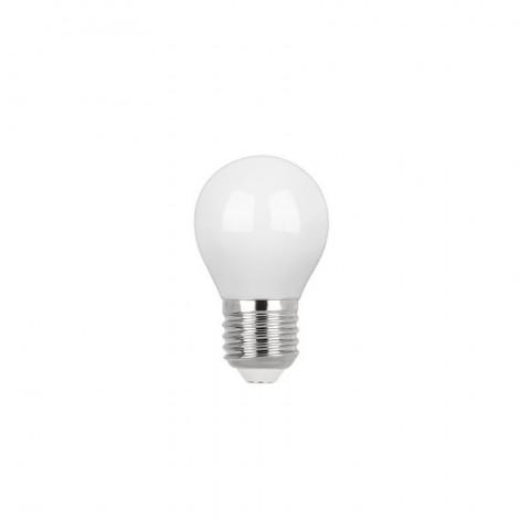 Lâmpada LED Mini Bulbo/Bolinha E27 Leitosa 320º 4000K Neutro 2,5W Bivolt   Stella STH20200/40