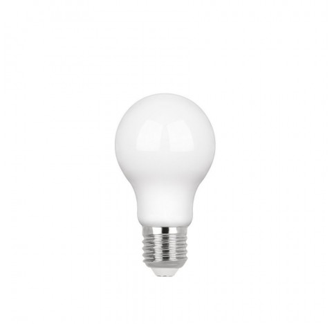 Lâmpada LED Bulbo E27 Leitosa 320º 2700K Quente 7W Bivolt | Stella STH20215/27