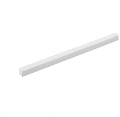 Perfil de Sobrepor LED Archi Linear 1 Metro Alto IRC>93 4000K Neutro 11,5W 24V Alumínio Branco   Stella STH20961BR/40