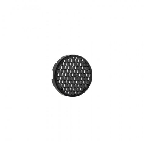 Kit Grade Antiofuscante p/ Square Out, Square Ghost e Square Mini Dicroica Alumínio Preto | Stella STH20911