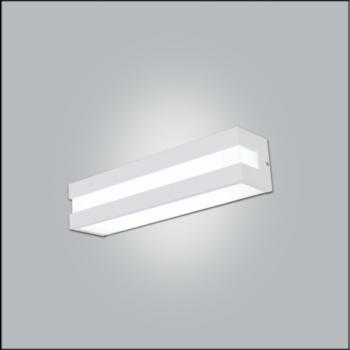Arandela Modular Retangular 46x10,5cm Metal e Acrílico - Usina 3810/46