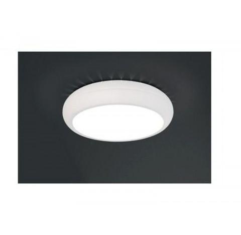 Plafon de Sobrepor Ring Lux Redondo Ø50cm Metal e Acrílico - Usina 4195/50