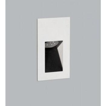 Spot de Embutir Volt 16x9x5,5cm Metal - Usina 6022/1
