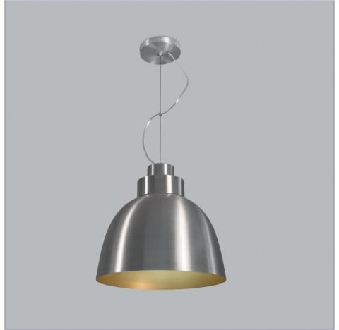 Pendente Tron Industrial Redondo Ø40cm Metal - Usina 16045/40