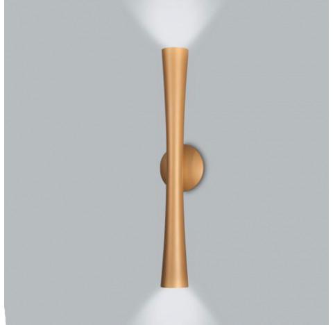 Arandela Corneta Cilíndrico 30xØ12cm Metal - Usina 16097/30