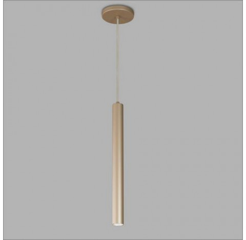 Pendente Ducto Cilíndrico PAR20 18xØ10cm Metal - Usina 16256/20