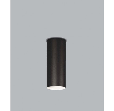 Spot de Sobrepor Ducto Cilíndrico PAR20 50xØ10cm Metal - Usina 16255/50