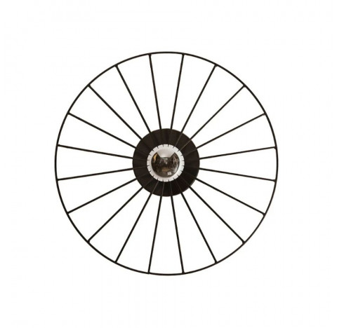 Arandela Bike Aramado Ø28cm Metal - Usina 17195/28