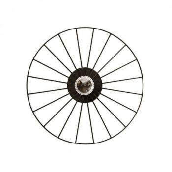 Arandela Bike Aramado Ø38cm Metal - Usina 17195/38