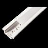 Perfil de Embutir Wood Linear 150x2,8cm Metal e Acrílico - Usina 30685/150