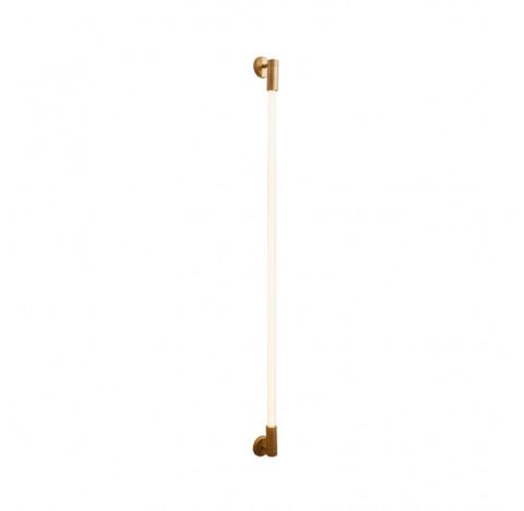 Arandela Slim 1 Tubular T8 60cm ou 120cm Metal - Usina 16515/1